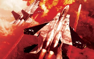 Ace Combat Zero: Belkan War wallpapers and stock photos
