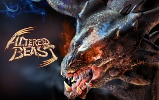 Altered Beast wallpapers and stock photos