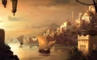 Anno 1404 wallpapers and stock photos