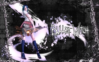 Bullet Witch wallpapers and stock photos