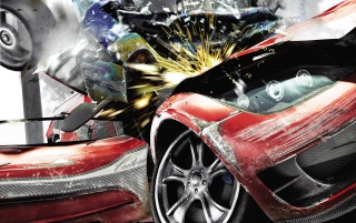 Burnout Paradise wallpapers and stock photos