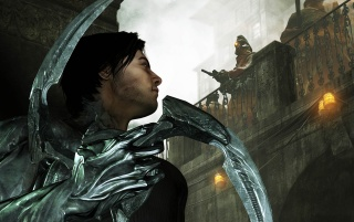Dark Sector wallpapers and stock photos
