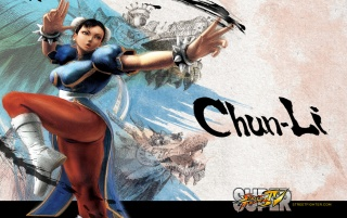Super Streetfighter 4: Chun-Li wallpapers and stock photos
