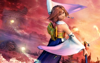 Final Fantasy X wallpapers and stock photos