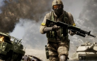 Battlefield: Bad Company 2 wallpapers and stock photos