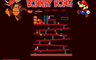 Donkey Kong wallpapers and stock photos