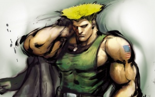 Streetfighter 4 wallpapers and stock photos