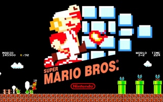 Super Mario Bros. wallpapers and stock photos