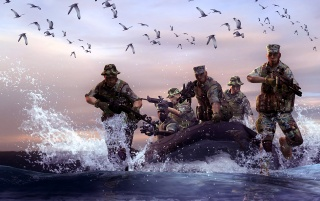 Ghost Recon: Island Thunder wallpapers and stock photos