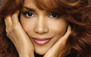 Halle Berry face wallpapers and stock photos