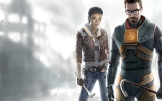 Half-Life 2 wallpapers and stock photos