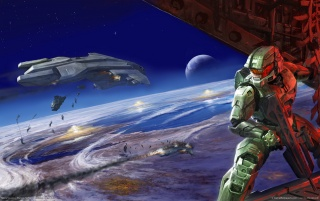 Halo 2 wallpapers and stock photos