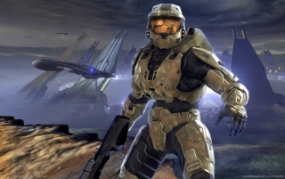 Halo 3 wallpapers and stock photos