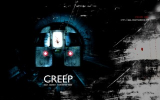 Random: Creep movie subway
