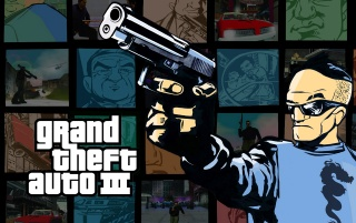 GTA 3 wallpapers and stock photos