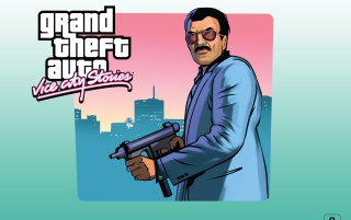 GTA: Vice City Stories wallpapers and stock photos