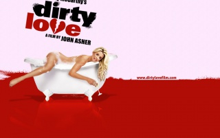 Dirty love in red wallpapers and stock photos