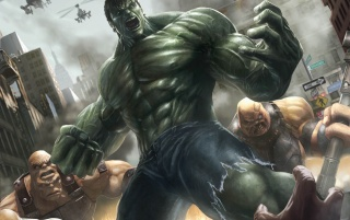 The Incredible Hulk wallpapers and stock photos