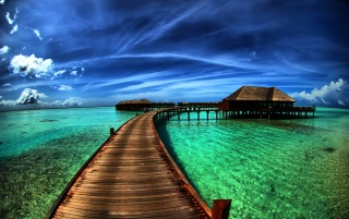 Amazing  sea resort wallpapers and stock photos