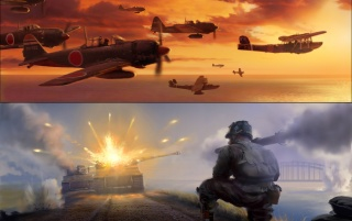 Medal of Honor: Allied Assault wallpapers and stock photos