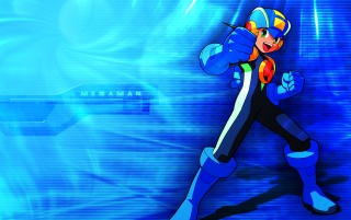 Mega Man wallpapers and stock photos