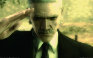 Metal Gear Solid 4 wallpapers and stock photos