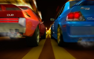 Midnight Club 3 wallpapers and stock photos