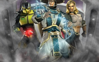 Random: Mortal Kombat:Deadly Alliance