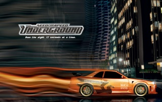 NFS: Underground wallpapers and stock photos