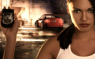 NFS: Most Wanted wallpapers and stock photos