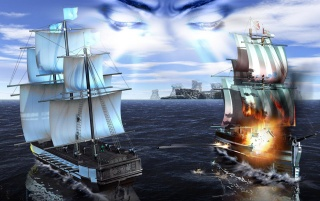 Sea War: The Battles wallpapers and stock photos