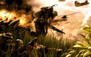 Shellshock: NAM wallpapers and stock photos