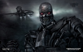 Terminator Salvation wallpapers and stock photos