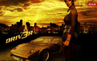 Driver 3 sunset wallpapers and stock photos
