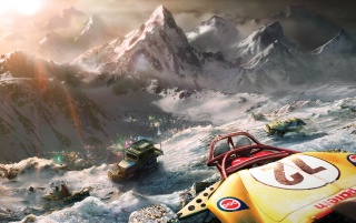 Motorstorm: Arctic Edge wallpapers and stock photos