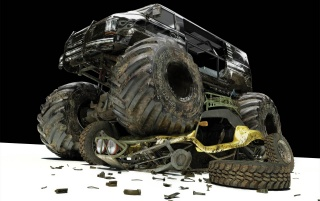 Motorstorm 2 wallpapers and stock photos
