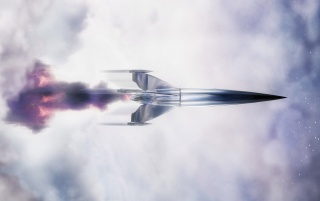 Rocket wallpapers and stock photos