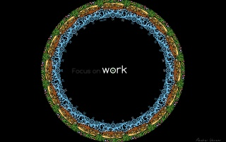 Focus on work wallpapers and stock photos