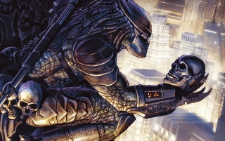 Predator: Concrete Jungle wallpapers and stock photos