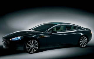 Aston Rapide concept wallpapers and stock photos