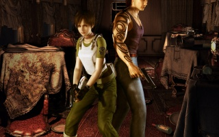Resident Evil Zero wallpapers and stock photos