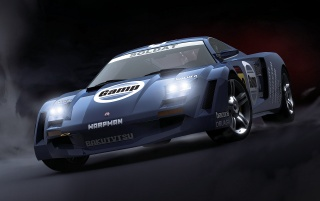 Ridge Racer wallpapers and stock photos