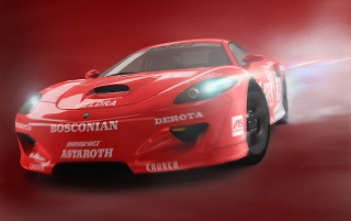 Ridge Racer 6 wallpapers and stock photos