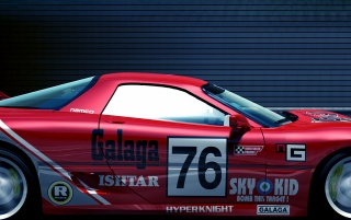 Ridger Racer V wallpapers and stock photos