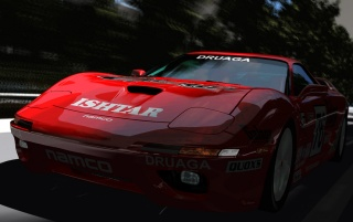 Ridge Racer V wallpapers and stock photos