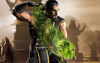 Mortal Kombat vs. DC Universe wallpapers and stock photos