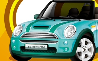 Random: Mini in colors
