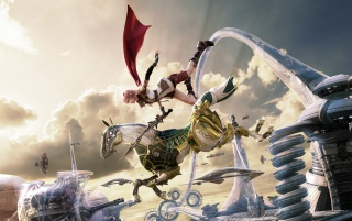 Final Fantasy XIII wallpapers and stock photos