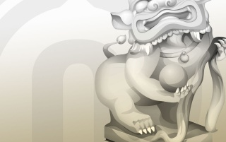 Stone Lion wallpapers and stock photos