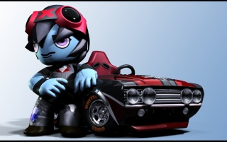Modnation Racers wallpapers and stock photos
